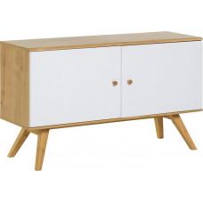 Dresser 2-door Nature by Vox oak/white/white